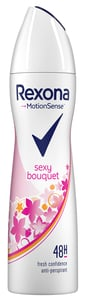 Rexona Motionsense Sexy bouquet strawberry & apricot antiperspirant sprej