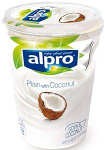 Alpro Fresh sojová alternativa jogurtu kokos