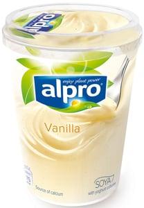 Alpro Fresh sojová alternativa jogurtu vanilka