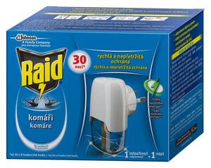 Raid elektrický odpařovač s tekutou náplní 30 nocí