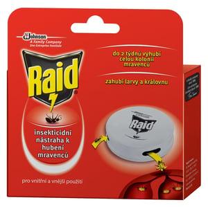 Raid Insekticidní nástraha k hubení mravenců 1ks