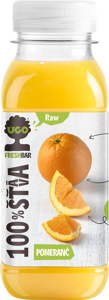 Ugo Čerstvá šťáva pomeranč