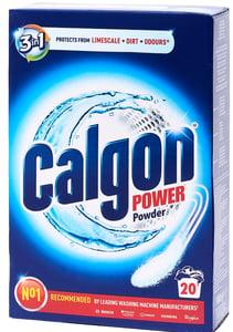 Calgon 2v1 změkčovač vody v prášku proti vodnímu kameni