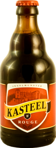Kasteel rouge 18° višňové pivo