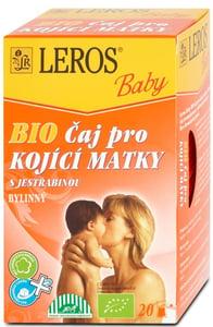 LEROS BIO Čaj pro kojící matky (20×2g)