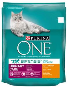 Purina ONE Urinary Care s kuřecím a pšenicí