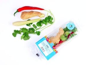 Titbit Thai mix (chilli, zázvor, citronová tráva, koriandr), balení