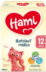 Hami Batolecí mléko 12+