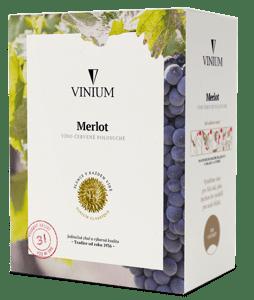 Vinium Merlot BiB