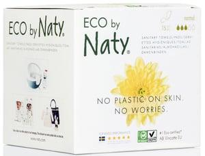 Naty Nature Womencare Dámské vložky - normal 15ks