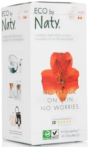 Naty Nature Womencare Dámské slipové vložky - normal 32ks