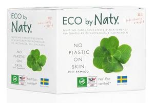 Eco by Naty Prsní vložky pro kojící ženy 30ks
