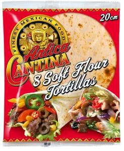 Antica Cantina Tortilla 20cm 8ks