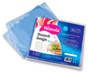 Niteola svačinové sáčky modré, 20x30cm, 50ks