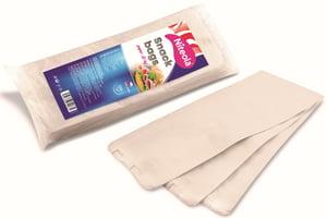 Niteola svačinové sáčky papírové, rozměr 110x45x280mm, 100ks