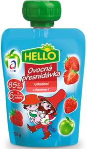 Hello Ovocná přesnídávka s jahodami a vitaminem C