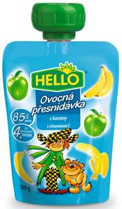 Hello Ovocná přesnídávka s banány a vitaminem C