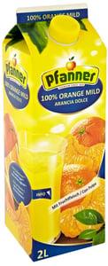 Pfanner Džus pomerančový s dužninou 100%
