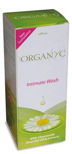 Organyc Intimate Wash pro intimní hygienu s heřmánkem