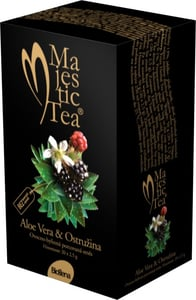 Biogena Čaj Majestic MAJ Aloe vera&ostružina