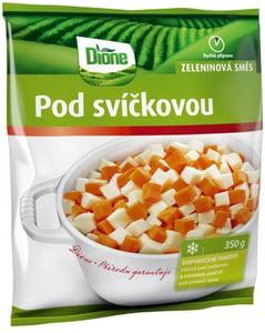Dione Zeleninová směs Pod svíčkovou