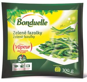 Bonduelle Vapeur Zelené fazolové lusky celé mražené