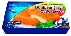 Nowaco Sýr obalovaný předsmažený – rodinné balení