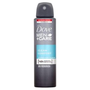 Dove Men Clean Comfort deo sprej