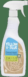 Yellow & Blue octový čistič na sklo, keramiku a obklady