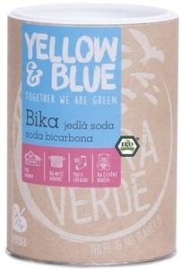 Yellow & Blue Bika – jedlá soda