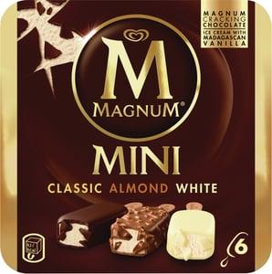 Magnum Mini Classic Almond White 6x55ml