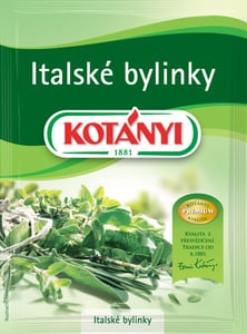 Kotányi Italské bylinky