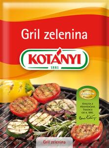 Kotányi Gril zelenina