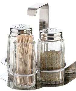 Tescoma Souprava sůl, pepř a párátka CLASSIC