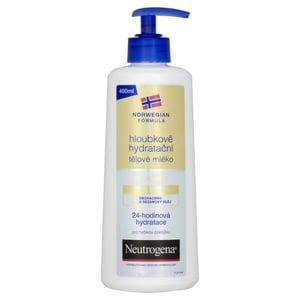 Neutrogena Hloubkově hydratační tělové mléko s olejem pro suchou pokožku