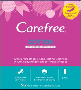 Carefree Cotton slipové vložky