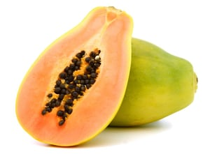 Papaya Ready to eat 1ks (cca 400g)