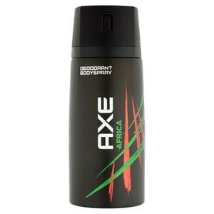 Axe Africa deodorant