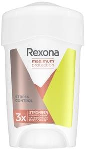 Rexona Maximum ProtectionStressControl antiperspirační krém