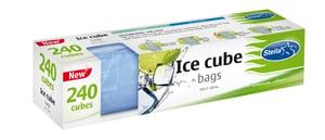 Cleanex Trade Sáčky na ledové kostky v krabičce, 10x24ks