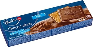 Bahlsen-Choco Milk - polomáčené sušenky v mléčné čokoládě