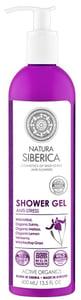 """Natura Siberica Sprchový gel pro pružnou pleť """"Antistresový"""""""
