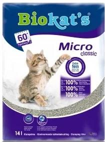 Biokat´s BIO Micro Classic podestýlka