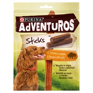 Purina Adventuros Sticks bizon