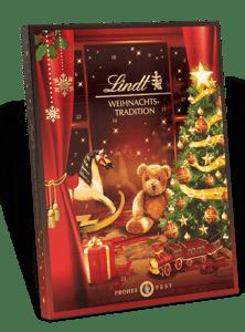 Lindt Adventní kalendář Medvídek