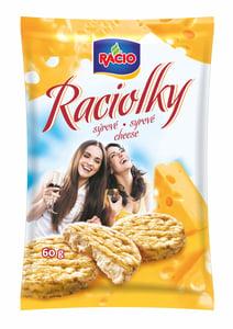 RACIO RACIOLKY sýrové