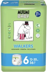 Muumi Baby Walkers Plenkové kalhotky Junior vel. 6 (12-20kg)