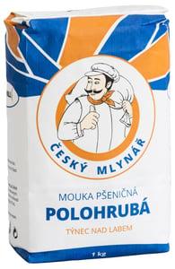 Český Mlynář Mouka pšeničná polohrubá