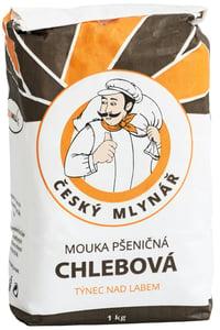 Český Mlynář Mouka pšeničná chlebová