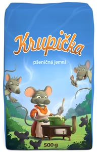 Czechmill Krupička pšeničná jemná